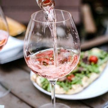 Rosé wine from Italy to drink year round