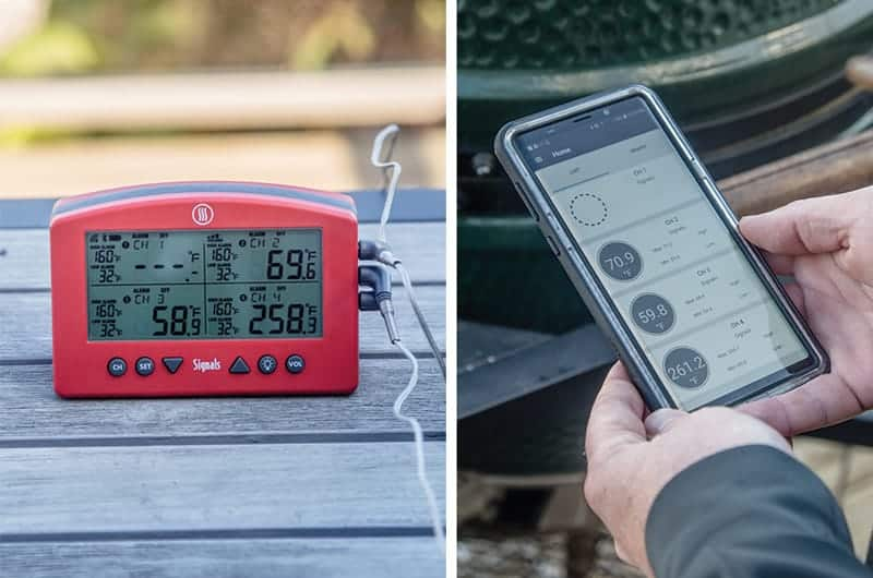 How to use the Signals Thermometer by Thermoworks