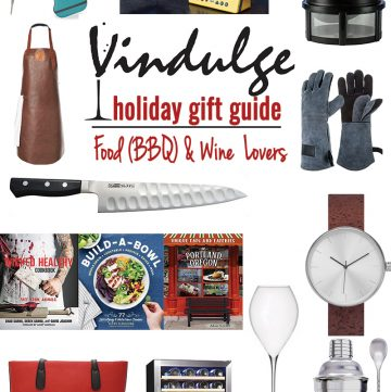 Holiday Gift Guide: Food, BBQ, and Wine Lovers 2018