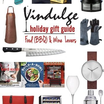 Vindulge Holiday Gift Guide 2018