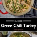 Green Chili Turkey Pinterest Pin