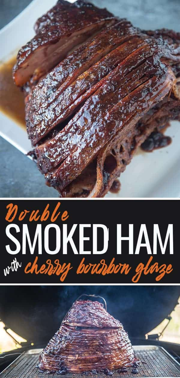 Pin-able image for Smoked Ham