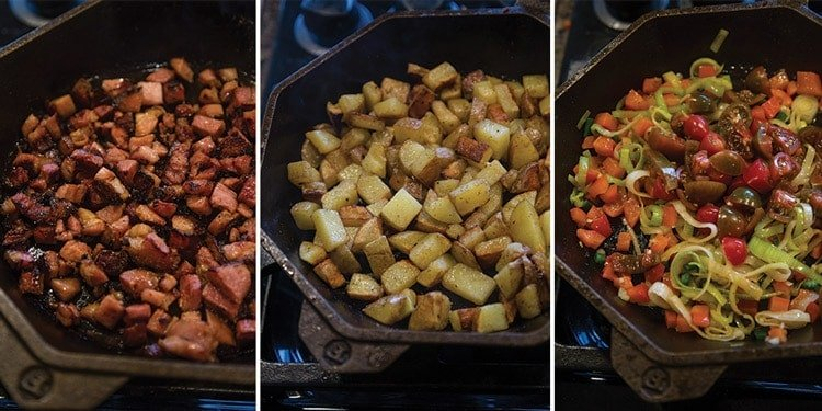 How to cook Smoked Ham Hash