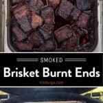 Brisket Burnt Ends Pin