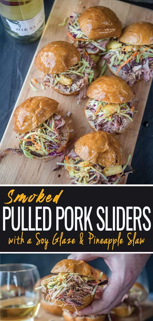 Pulled Pork Hawaiian Style pin for Pinterest