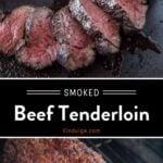 Beef Tenderloin Pinterest Pin