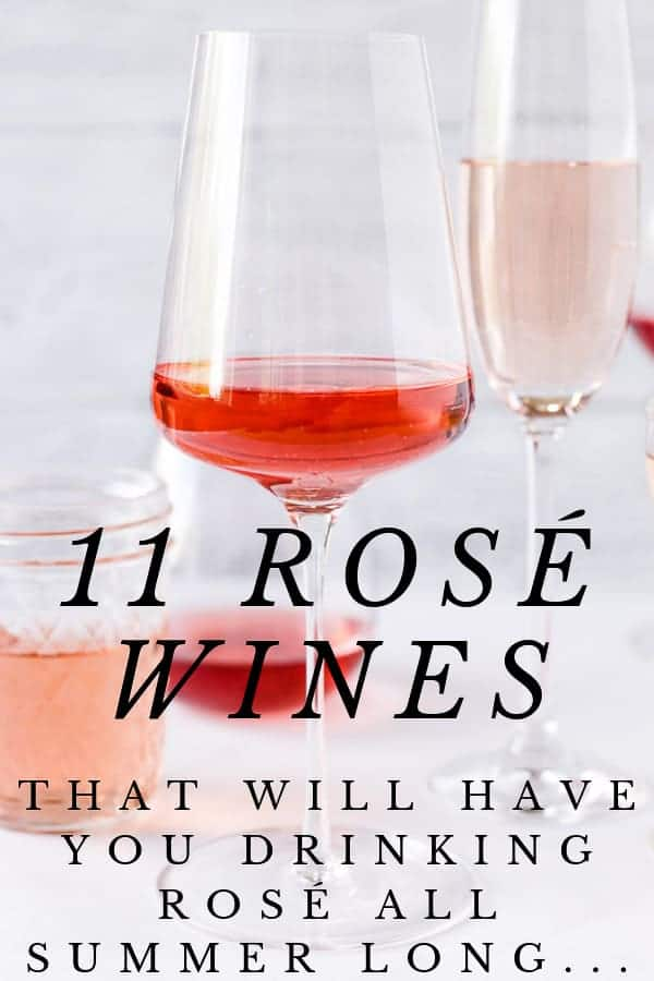 Best of Rosé Wines for 2019, Pin image