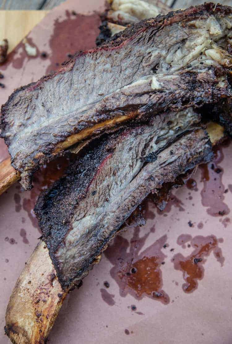 Smoked Beef Plate Ribs Recipe Vindulge