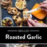 Roasted Garlic Pin