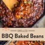 BBQ Baked Beans Pin