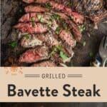 Bavette Steak Pin