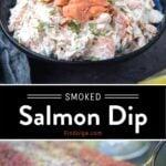 Smoked Salmon Dip Pin