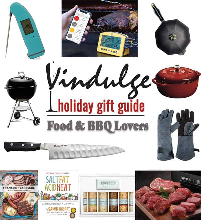 Gift guide ideas for food lovers