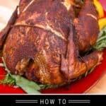 How to Brine a Turkey Pin