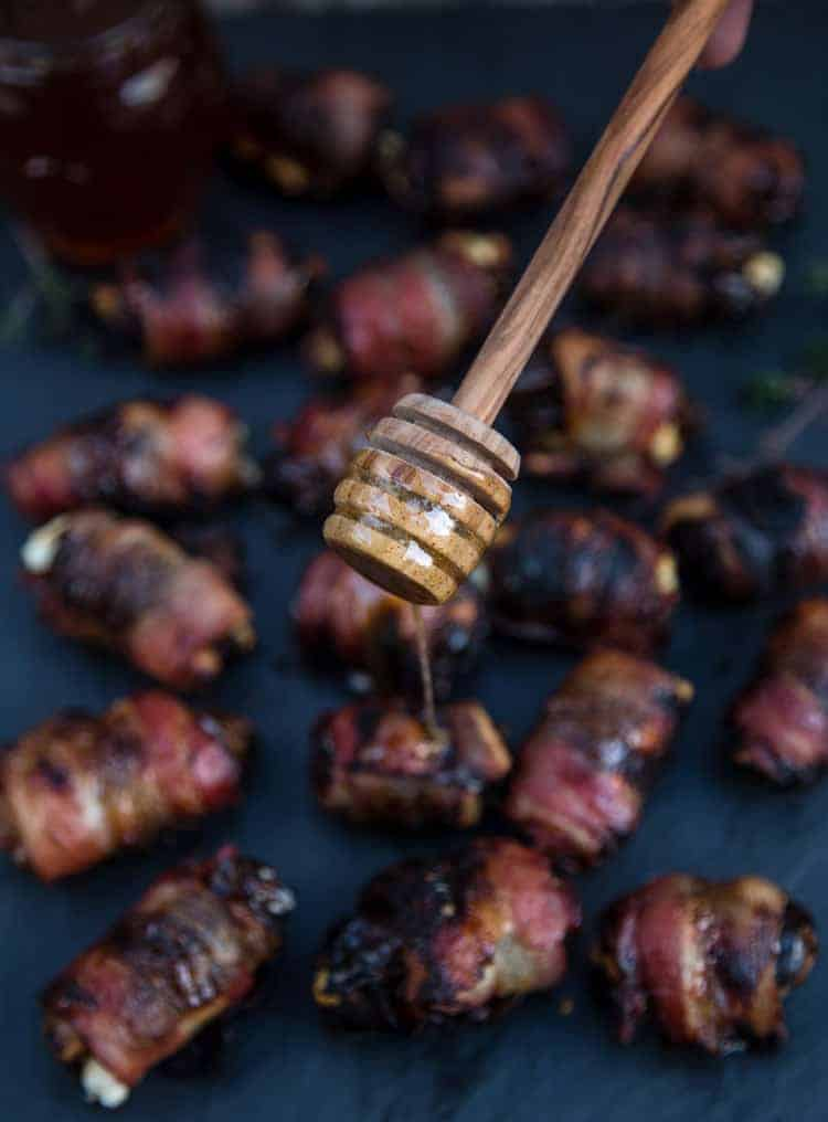 Smoked Honey Drizzle