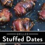 stuffed Dates pin