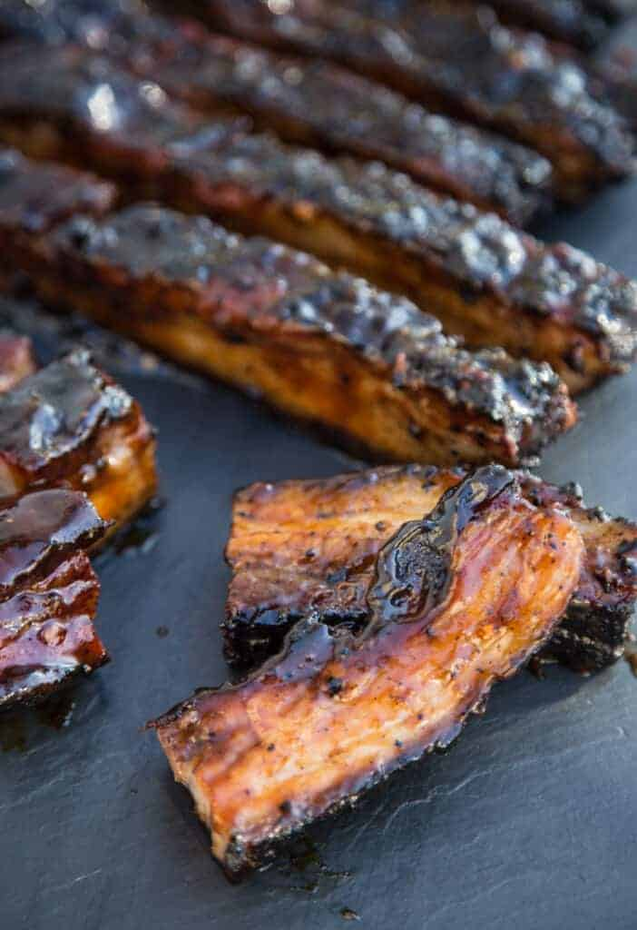 Crispy Smoked Pork Belly