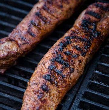 How to Grill Pork Tenderloin