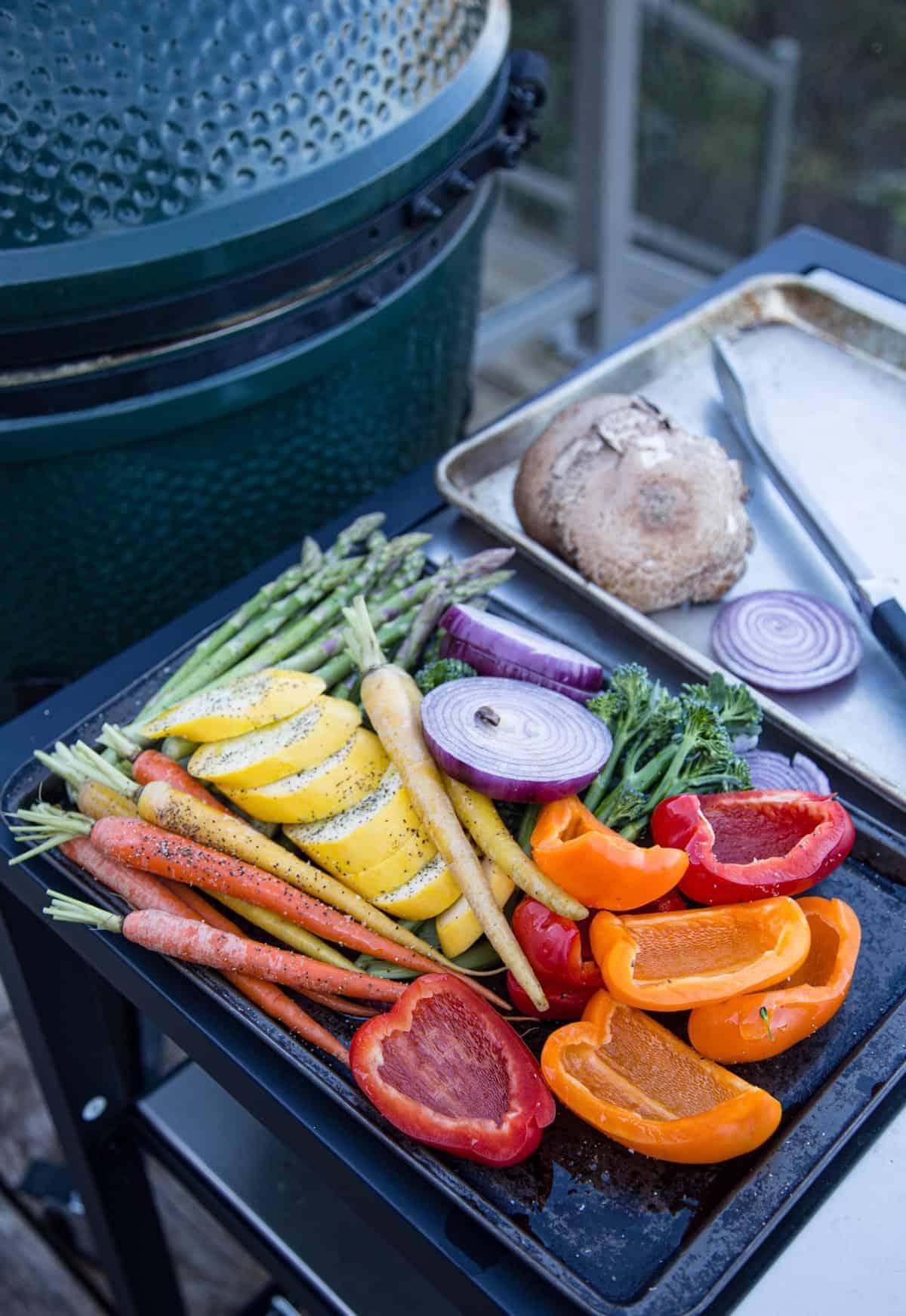 Best Vegetables for Grilling