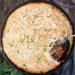 Classic Shepherd's Pie on the Grill
