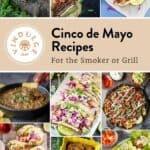 Cinco de Mayo Recipe Round-Up Pin