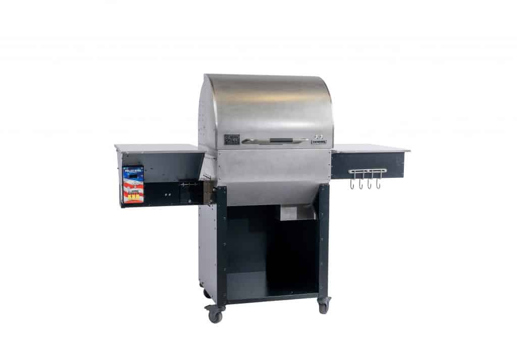 MAK Two-Star General pellet smoker