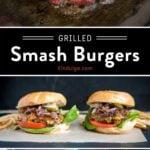 Smash Burger Pin