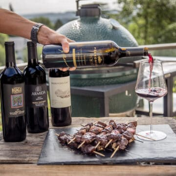 Zinfandel and Grilled Foods