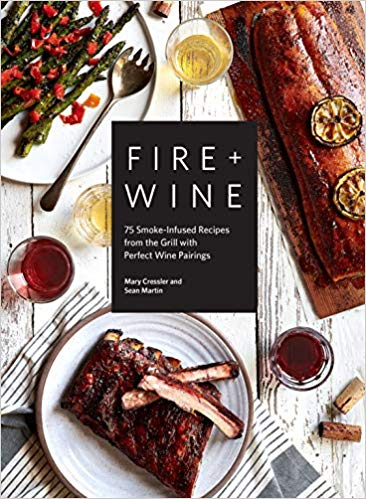 Fire + Wine Book Cover Photo