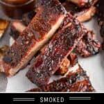 Smoked Pork Ribs Recipe