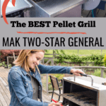 Pinterest Image for the Best Pellet Grill