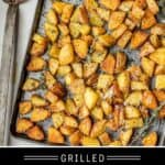 Duck Fat Potatoes Pin