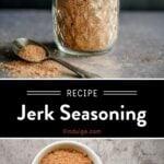 Jerk Seasoning Pinterest Pin