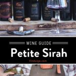 Petite Sirah Wine Guide Pin