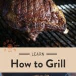 How to Grill Pinterest Pin
