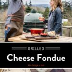 Cheese Fondue Pinterest Pin
