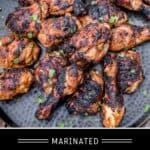 Jerk Chicken Marinade Pinterest Pin