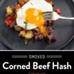 Corned Beef Hash Pinterest Pin