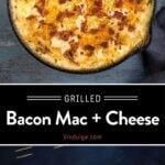 Bacon Mac and cheese Pin