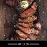 Grilled Sirloin Steak pin