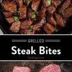 Steak Bites Pin