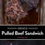Pulled Beef Sandwich Pin