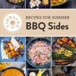 Summer BBQ Side DIshes pin
