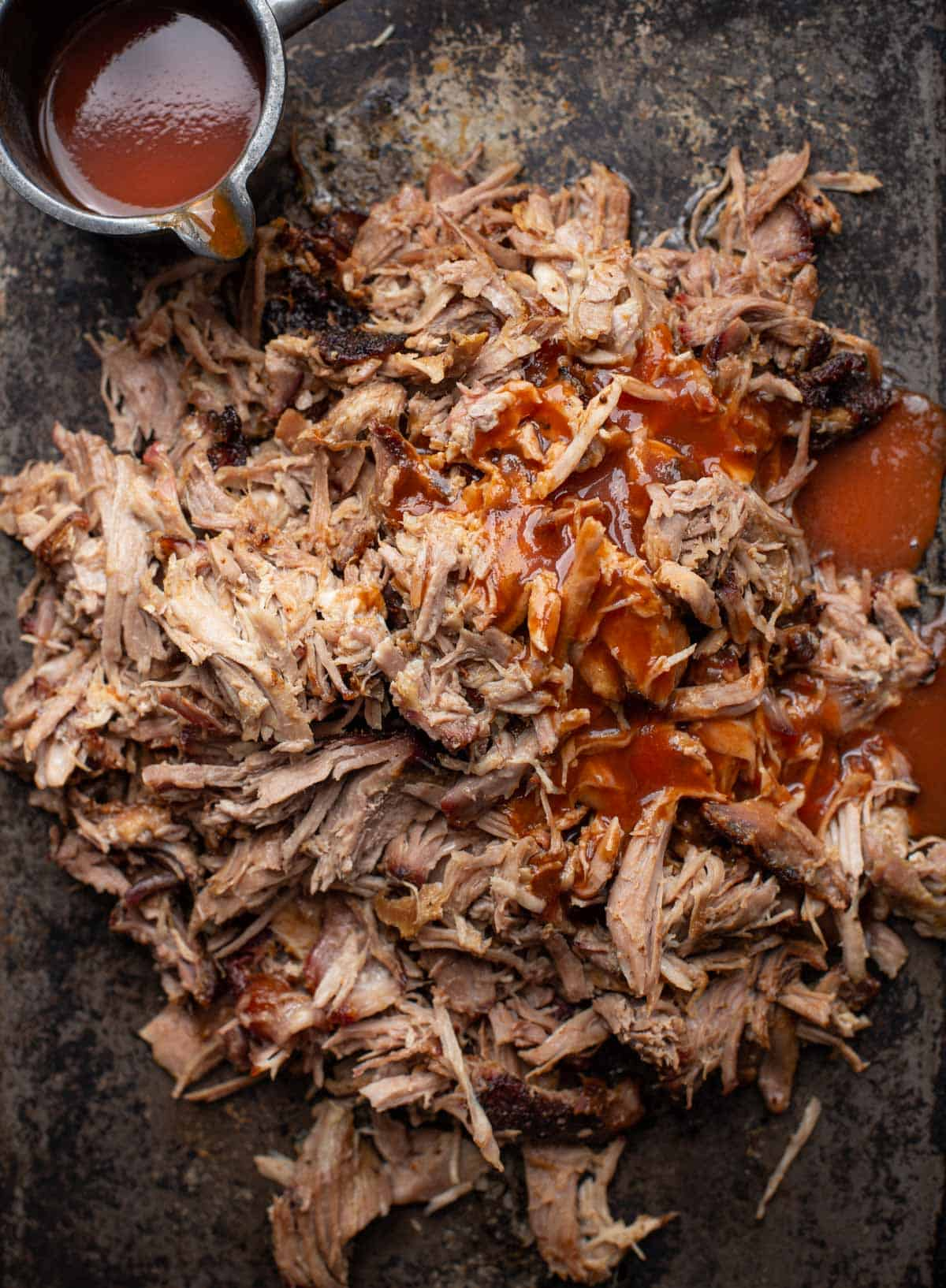 Pulled Pork on a Sheetpan