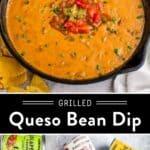 bean and cheese dip pin