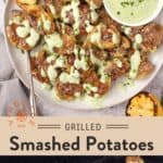 Smashed Potato Pin