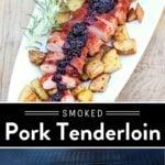 Smoked Pork Tenderloin Pin