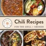 Chili Recipe Round-Up Pin